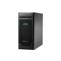 ProLiant ML110 Gen10 Silver 4208 HotPlug Tower(4.5U)/Xeon8C 2.1GHz(11MB)/1x16GbR1D_2933/S100i(ZM/RAID 0/1/10/5)/noHDD(4/8up)LFF/noDVD/iLOstd/2NHPFan/2x1GbEth/1x550W(NHP)