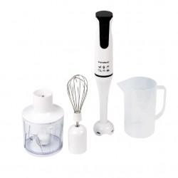 Блендер Endever Sigma-78 White/black (погружной,1000Вт,мерный стакан,измельчитель,венчик)