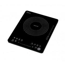Плита настольная Midea MC-IN2102 Black 2100Вт, конфорок-1, упр. сенсор.