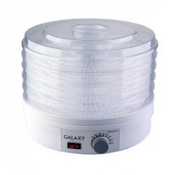 Сушилка для овощей Galaxy GL 2631 White 350Вт, 5 поддонов