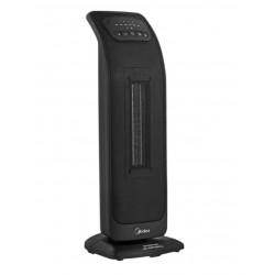 Тепловентилятор Midea MFH 2930 Black 2000Вт 20кв.м, керамич. нагрев., вентилятор, термостат, ДУ