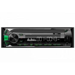 Автомагнитола ACV AVS-1713G 1DIN, 4x45Вт, MP3, FM, SD, USB, AUX