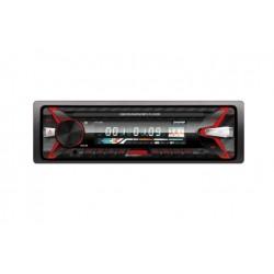 Автомагнитола Digma DCR-400R 1DIN, 4x45Вт, MP3, FM, SD, USB, AUX