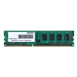 Оперативная память Patriot DIMM DDR3 4Гб(1333МГц, CL9, PSD34G133381)