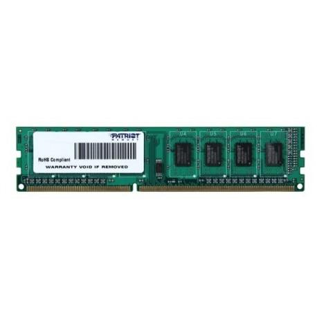 Оперативная память Patriot PSD34G133381 (4Gb,DDRIII,PC10600,1333MHz,ret)
