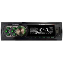 Автомагнитола Soundmax SM-CCR3070F 1DIN, 4x45Вт, MP3, FM, SD, USB, AUX
