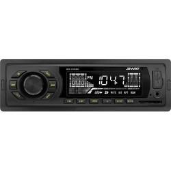 Автомагнитола Swat MEX-1016UBG 1DIN, 4x50Вт, MP3, FM, SD, USB, AUX