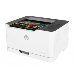 Принтер HP Color Laser 150a Printer (A4,600x600dpi, (18(4)ppm, 64Mb, USB 2.0, 1tray 150, 1y warr, cartridges 700b &500cmy pages in box,repl.SL-C430 ) 4ZB94A#B19