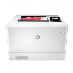 Принтер HP Color LaserJet Pro M454dn Printer (A4,600x600dpi,27(27)ppm,ImageREt3600,256Mb,Duplex, 2trays 50+250,USB2.0/GigEth, ePrint, AirPrint, PS3, 1y warr, 4Ctgs1200pages in box, repl. CF389A) W1Y44A#B19