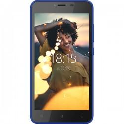"Смартфон BQ BQ-5000G Velvet Easy Blue 2sim/5""/480*854/4*1.3ГГц/512Mb/8Gb/mSD/5Мп/Bt/WiFi/GPS/And/2150mAh"
