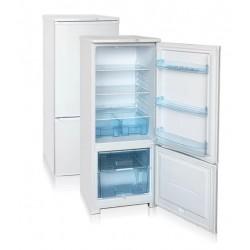 Холодильник Бирюса 151 White, 2 камеры, 240л/180л/60л, 58x62x145, класс B, капельная система