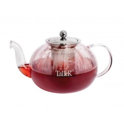 Заварник (чайник) TalleR TR-1370 0.8л,стекло