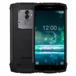 "Смартфон DOOGEE S55 Black 2sim/5.5""/1440*720/8*1.5ГГц/4Gb/64Gb/mSD/13+8Мп/Bt/WiFi/GPS/And8/IP68/5500mAh"
