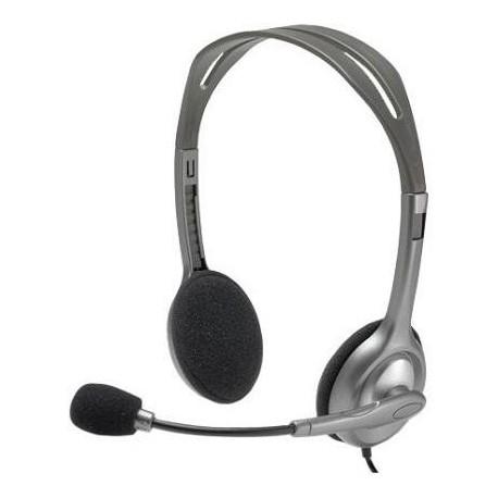 Гарнитура Logitech Headset H110 (981-000271)