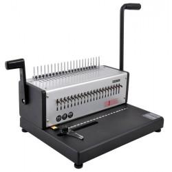 Переплетная машина (брошюратор) Rayson  SD-2011B21 сшив. 400, проб. 20л (4965)