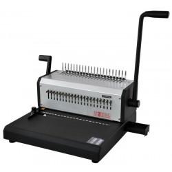 Переплетная машина (брошюратор) Rayson  SD-2501B21 сшив. 400, проб. 25л (5352)