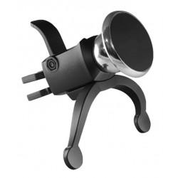 Держатель Ginzzu GH-31M магнитный,в дефлектор (для устройств весом до 540 грамм, поворот на 360°,Угол наклона 90°)