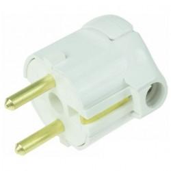 Вилка электрическая Proconnect 11-1057-1/16A  з/к
