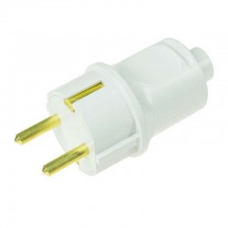 Вилка электрическая Proconnect 11-8507/16A з/к