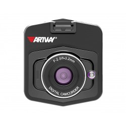 """Видеорегистратор Artway AV-513 1920*1080/140°/2.3""""/microSD/2мп/H.264/G-сенсор/-/-/HDMI"""
