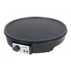 Блинница Lumme LU-3650 Black 1000Вт, 30см, антипригарное покрытие