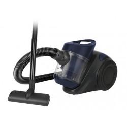 Пылесос Home Element HE-VC1808 Black/blue (1000Вт,мощ. вс. 400Вт,объем 2л,циклонный фильтр)