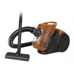 Пылесос Home Element HE-VC1808 Black/orange (1000Вт,мощ. вс. 400Вт,объем 2л,циклонный фильтр)