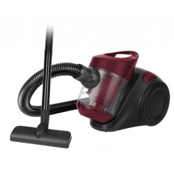 Пылесос Lumme LU-3216 Black/burgundy (1000Вт,мощ. вс. 400Вт,объем 2л,циклонный фильтр)