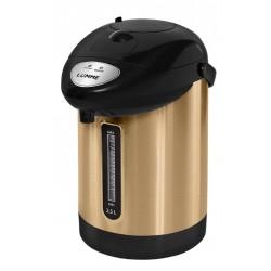 Термопот Lumme LU-3830 Black/silver 750Вт, 2.5л, металл/пластик