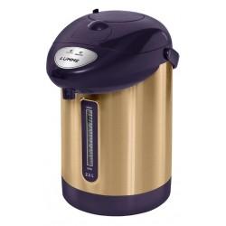 Термопот Lumme LU-3830 Violet/silver 750Вт, 2.5л, металл/пластик