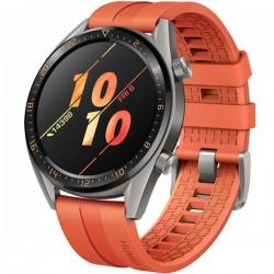 "Смарт-часы Huawei Watch GT Active Grey/Orange (55023850) 1.39""/454*454/128Mb/8Mb/GPS/BT v4.2/178mAh"