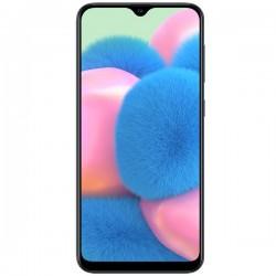 "Смартфон Samsung GalaxyA30s 64GB SM-A307F Black 2sim/6.4""/1560*720/8х1.6ГГц/4Gb/64Gb/mSD/25+5+8Мп/NFC/And9.0/4000mAh"