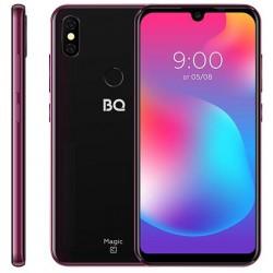 "Смартфон BQ BQ-5730L Magic C Wine Red 2sim/5.71""/1520*720/8*1.6ГГц/2Gb/16Gb/mSD/13+0,3Мп/Bt/WiFi/GPS/And9.0/2700mAh"