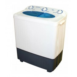 Стиральная машина EVGO WS-60PET White 6кг, вертик. загр-ка, активаторная, 72x41x86
