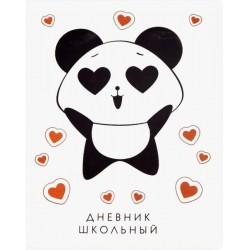 "Дневник ""Ultrasoft. Милая панда"" Канц-Эксмо ДИКФ194808"