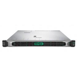 Proliant DL360 Gen10 Gold 5220 Rack(1U)/Xeon18C 2.2GHz(22MB)/1x32GbR2D_2933/P408i-aFBWC(2Gb/RAID 0/1/10/5/50/6/60)/noHDD(8/10+1up)SFF/noDVD/iLOstd/4x1GbEthFLR/EasyRK/1x800wPlat(2up)