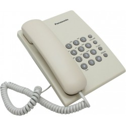Телефон Panasonic KX-TS2350 RUJ (повторн.набор/тон.набор/настен.установка)