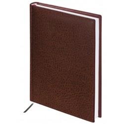 "Ежедневник BRAUBERG  A5  недат. ""Profile"" коричневый (123428)"