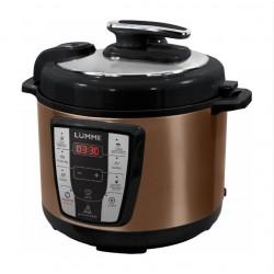 Мультиварка Lumme LU-1450 Black/bronze (900Вт,5л,20 программ)