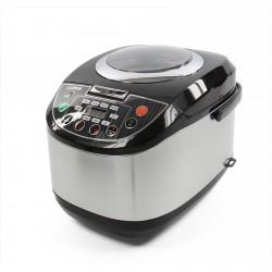 Мультиварка Lumme LU-1452 Black/silver (860Вт,5л,10 программ)