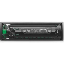 Автомагнитола ACV AVS-1713GD 1DIN, 4х45Вт, MP3, FM, SD, USB, AUX