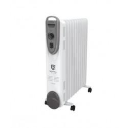 Масляный радиатор Royal Clima Catania ROR-С5-1000M 1000Вт, 15кв.м, 5 секций, регул. темп., термостат