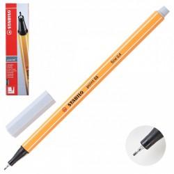 Ручка капиллярная STABILO светло серый 88/94 0,4мм