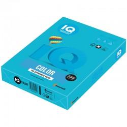 Бумага цветная А4 500л. IQ COLOR Интенсив светло-синий AB48