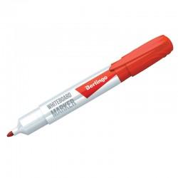 Маркер для доски BERLINGO красный, 2мм (PM6212)