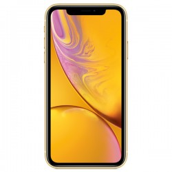 "Смартфон Apple iPhone XR 64GB Yellow 1sim/6.1""/1792*828/A12/-/64Gb/-/12Мп/Bt/WiFi/GPS/iOS12/MRY72RU"