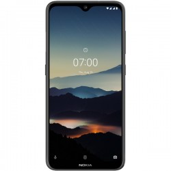 "Смартфон Nokia 7.2 TA-1196 Charcoal 2sim/6.3""/2220*1080/8*2.2ГГц/4Gb/64Gb/mSD/48+5+8Мп/Bt/WiFi/GPS/NFC/And9.0/3500mAh"