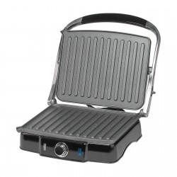 Гриль Galaxy GL 2961 Silver/black 2200Вт, антипригарное покрытие, мех-е управление