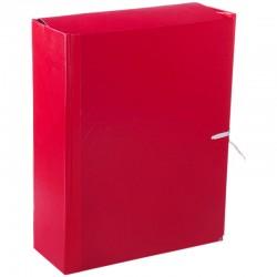 Короб архивный 8см. Спейс бумвинил, с 4 завязками (A-PBV08 360 / 158542)