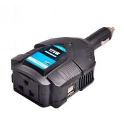 Автоинвертор PowerAce PI125 125Вт, 12В, от прикуривателя, порт USB